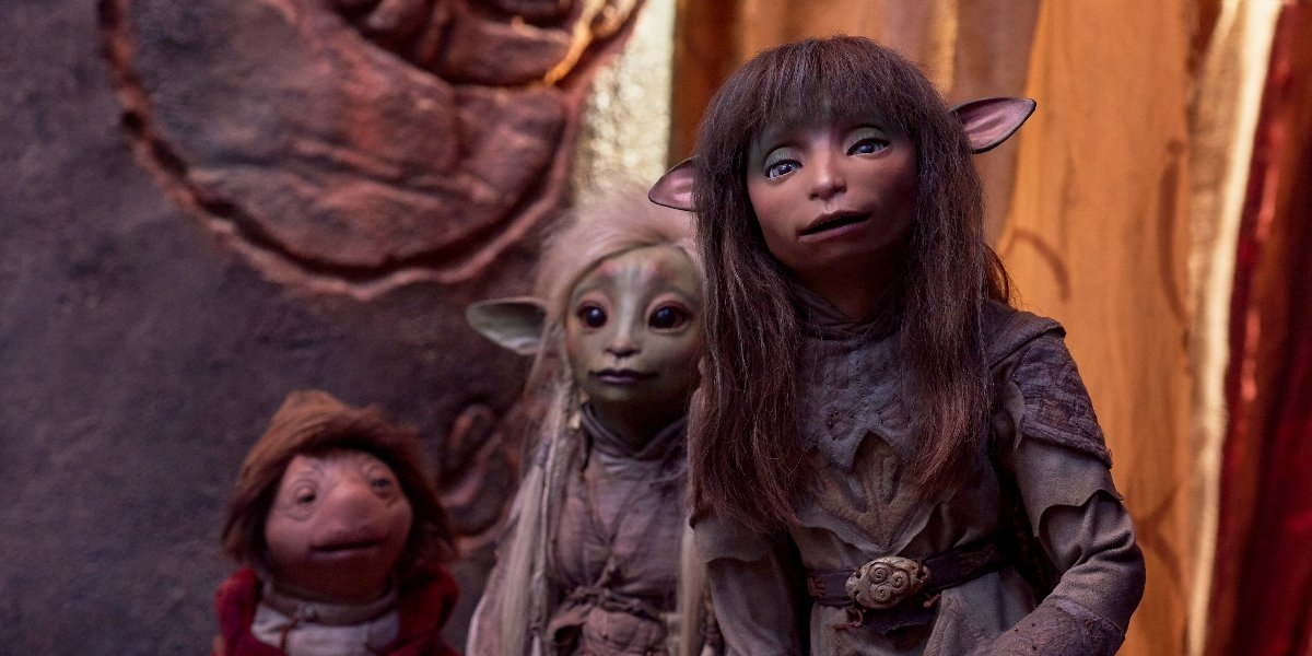 Some of the characters of The Dark Crystal: Age of Resistance.