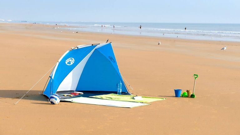 The best beach tents for babies, kids and big kids