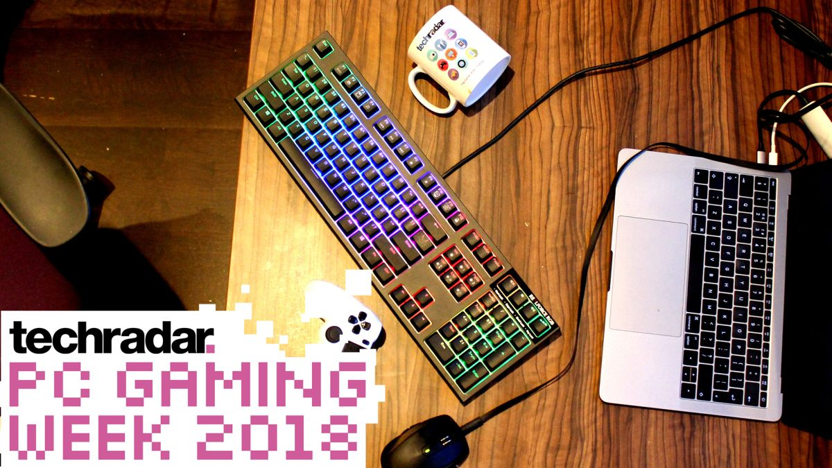 Best gaming keyboard 2018: the best gaming keyboards we've tested