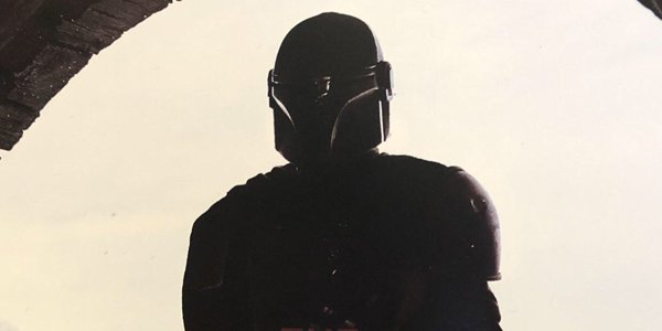 The Mandalorian Star Wars Celebration Poster I own
