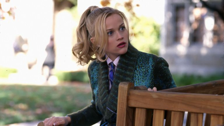 """Publicity Still from """"Legally Blonde"""" Reese WiTherspoon"""