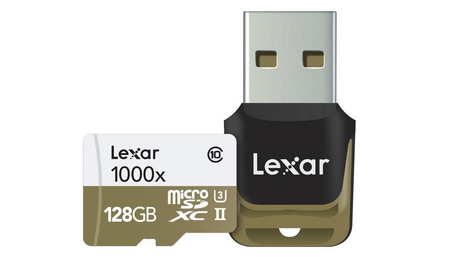 Lexar 1000x