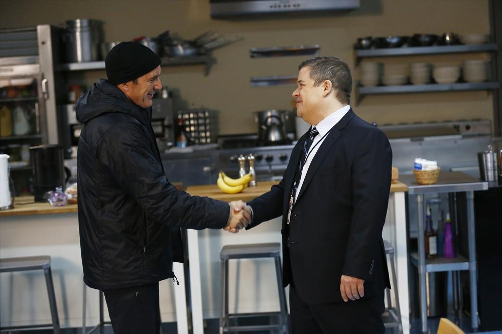 Agents Of S.H.I.E.L.D. Providence Trailer And Photos Tease A Big Reveal And Patton Oswalt #31045