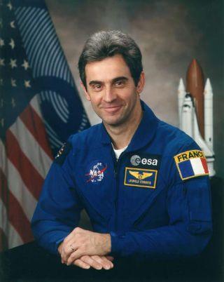 ESA Astronaut Biography: Leopold Eyharts