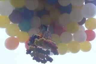 helium, balloons, balloonist