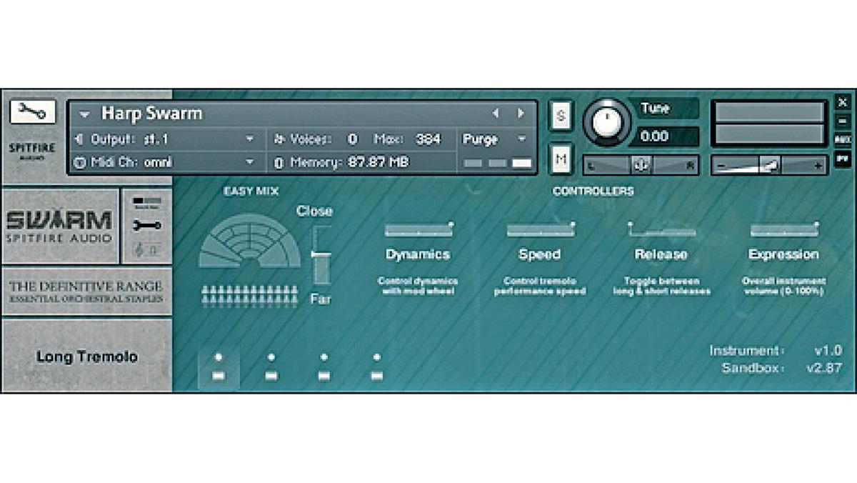 Spitfire Audio Swarms Collection review | MusicRadar
