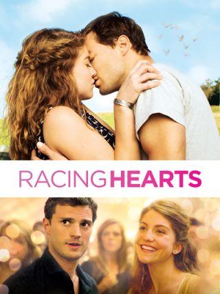 Racing Hearts Poster Jamie Dornan Charlotte De Bruyne