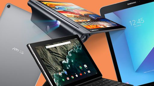 the best android tablets in 2018 the best slates running. Black Bedroom Furniture Sets. Home Design Ideas