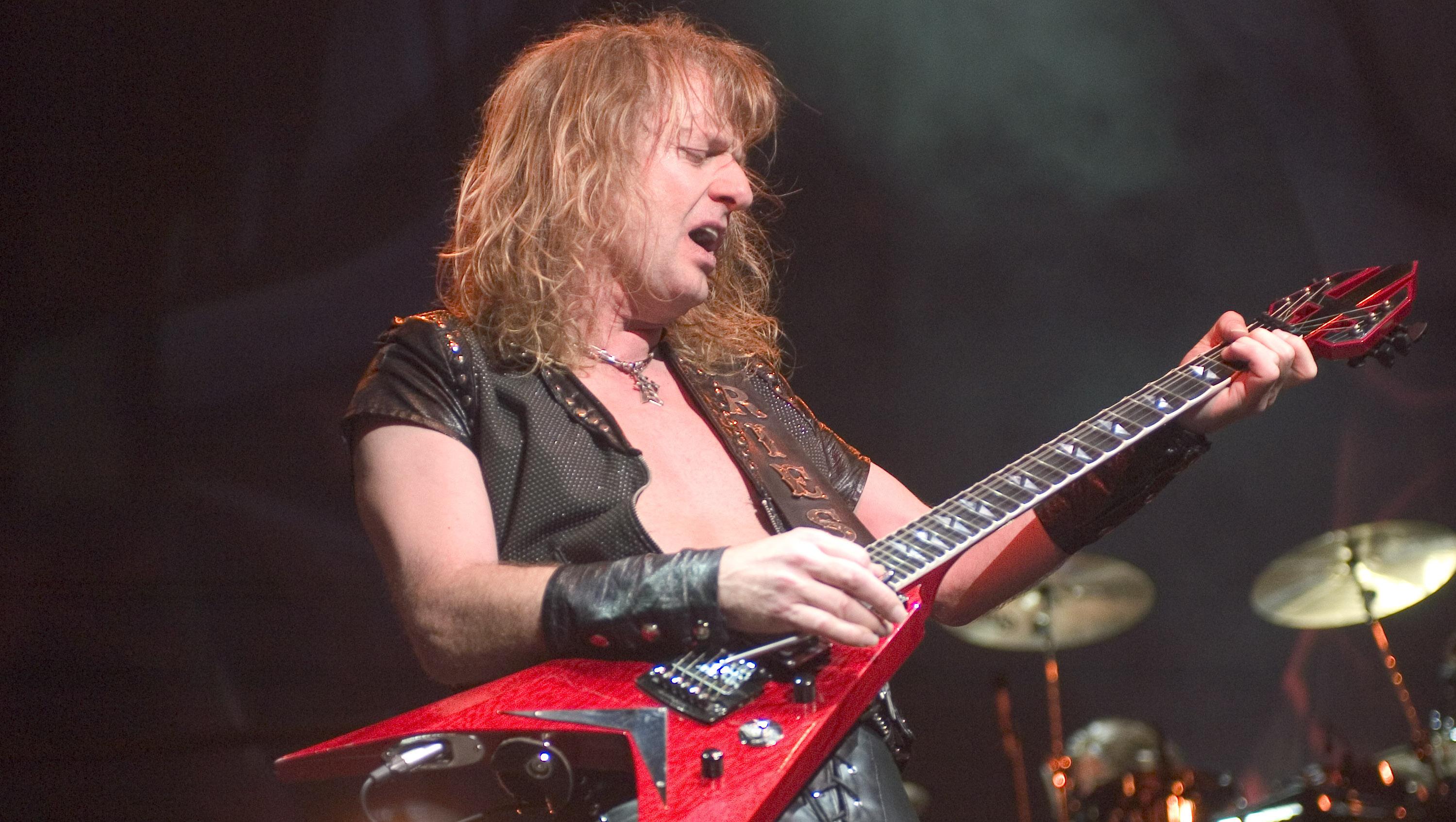 Former Judas Priest Guitarist K K  Downing to Auction Instruments