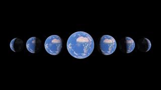 Immagini di Timelapse da Google Earth