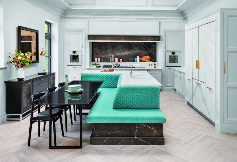 Kitchens for entertaining