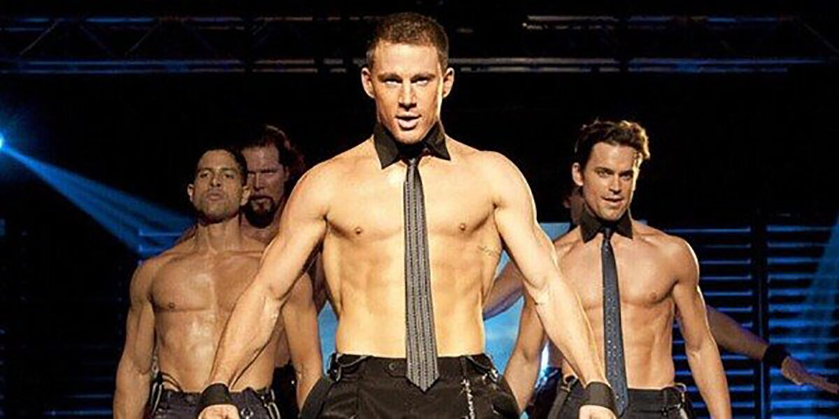After Getting In Shape For New Movie Dog, Channing Tatum Is Still Showing Off His Magic Mike-Ready Abs