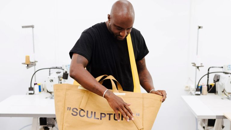 "Virgil Abloh and IKEA debut ""MARKERAD"" collection via live stream"