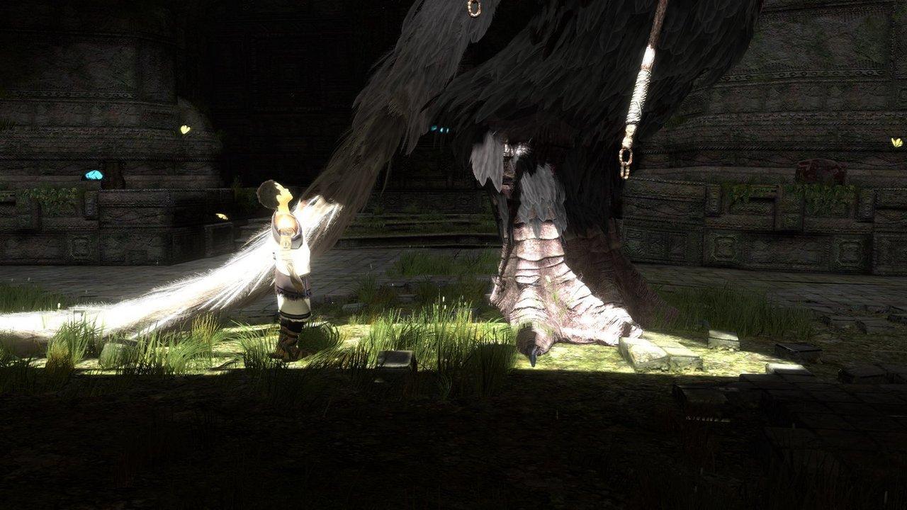 The Last Guardian Isn't Dead, Sony Says #32563