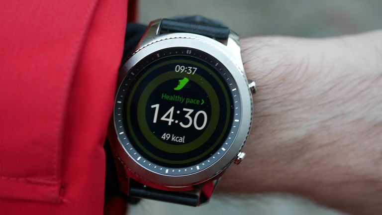 Samsung's New LTE Galaxy Watch Focuses On Fitness