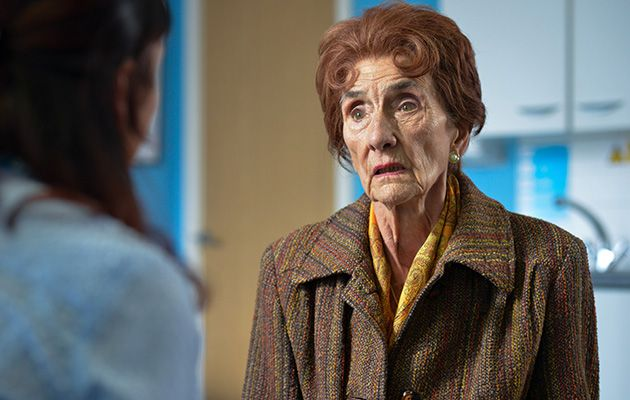 Dot Cotton, Patrick Trueman