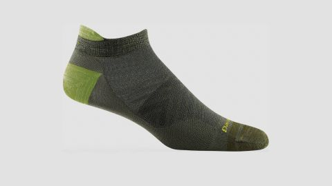 Darn Tough No Show Tab ultra-lightweight running socks