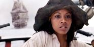 Pirates Of The Caribbean Actress Zoe Saldana's New Movie Will Have Her Fighting Pirates... In The Caribbean