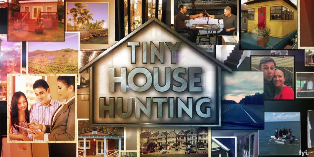 Tiny House Hunting Logo