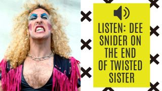 A portrait of Dee Snider