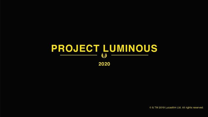 Project Luminous: when the next big Star Wars event is revealed