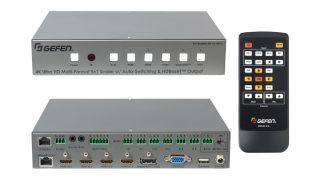 Gefen is now shipping the EXT-4K600A-MF-51-HBTLS presentation switcher.