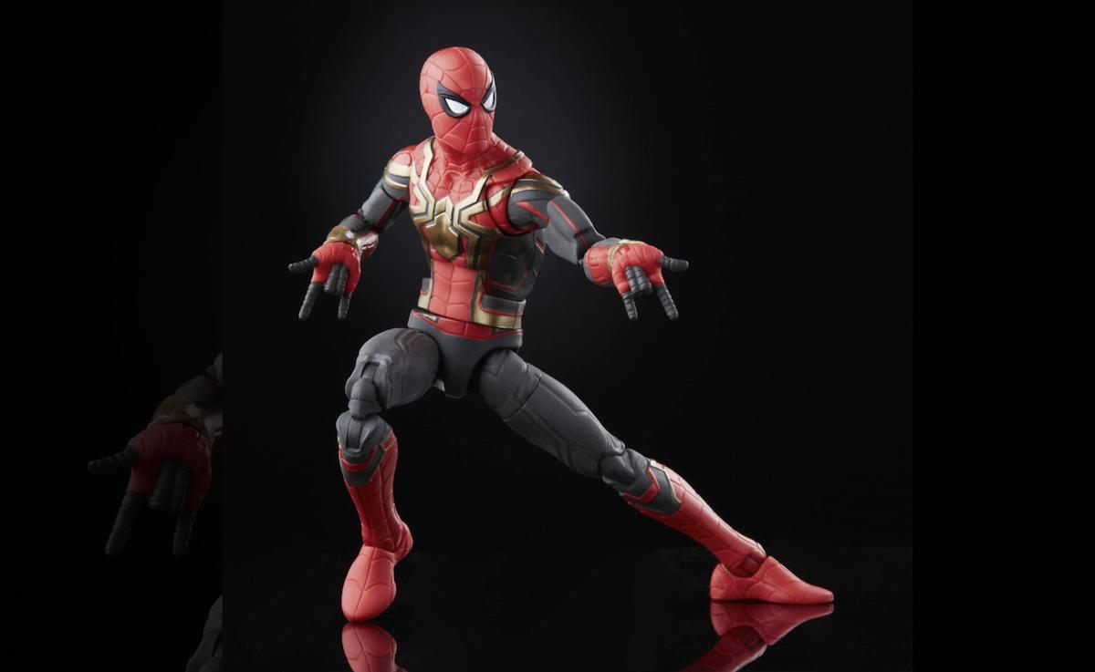 Iron Spider Integration Suit