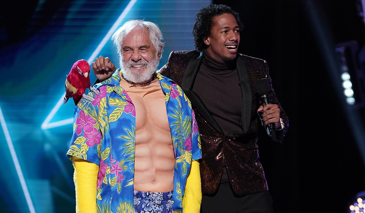 Tommy Chong The Masked Singer Fox