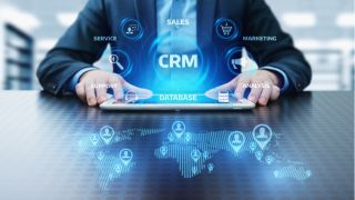 CRM means Customer Relationship Management