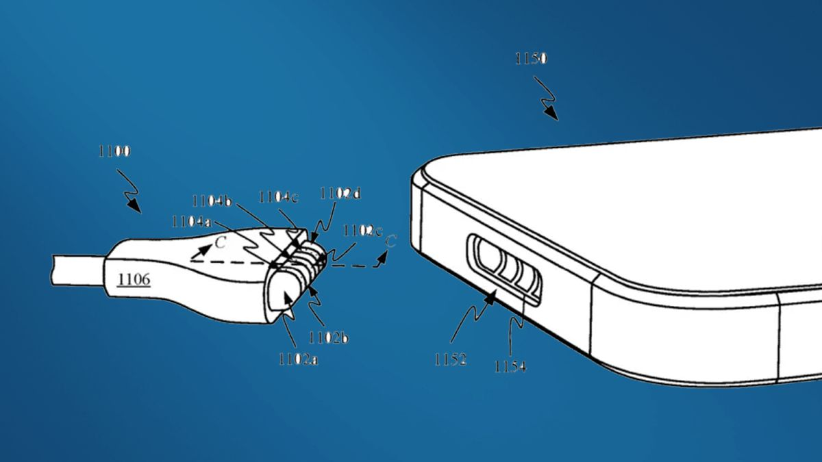 Apple patent just revealed possible iPhone 13 MagSafe charger