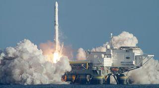 Sea Launch launch
