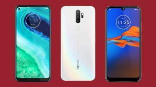 beste billige mobiltelefon smarttelefon 2020