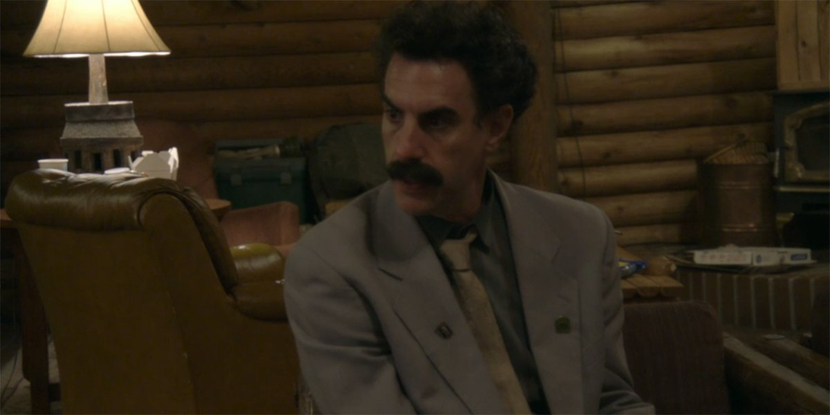 Borat 2: 7 Most Shocking Moments In The Sequel