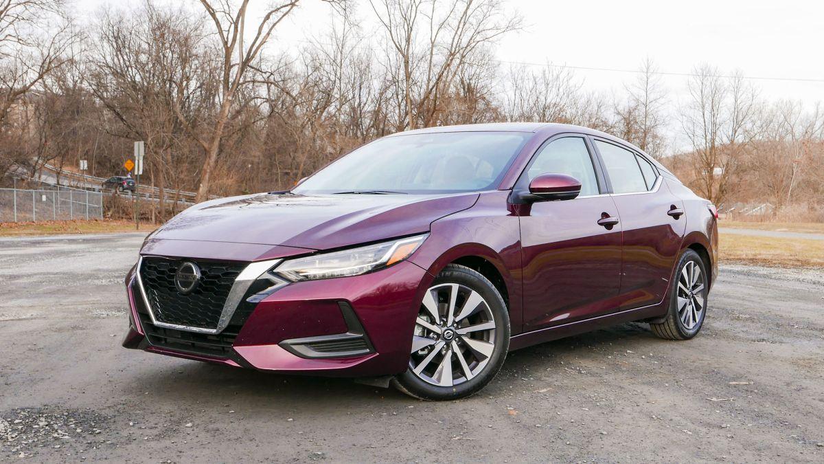 2020 Nissan Sentra review: A superb affordable sedan