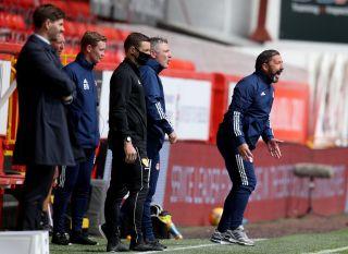 Aberdeen v Rangers – Scottish Premiership – Pittodrie