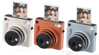 Instax Square SQ1 instant camera makes it hip to be square