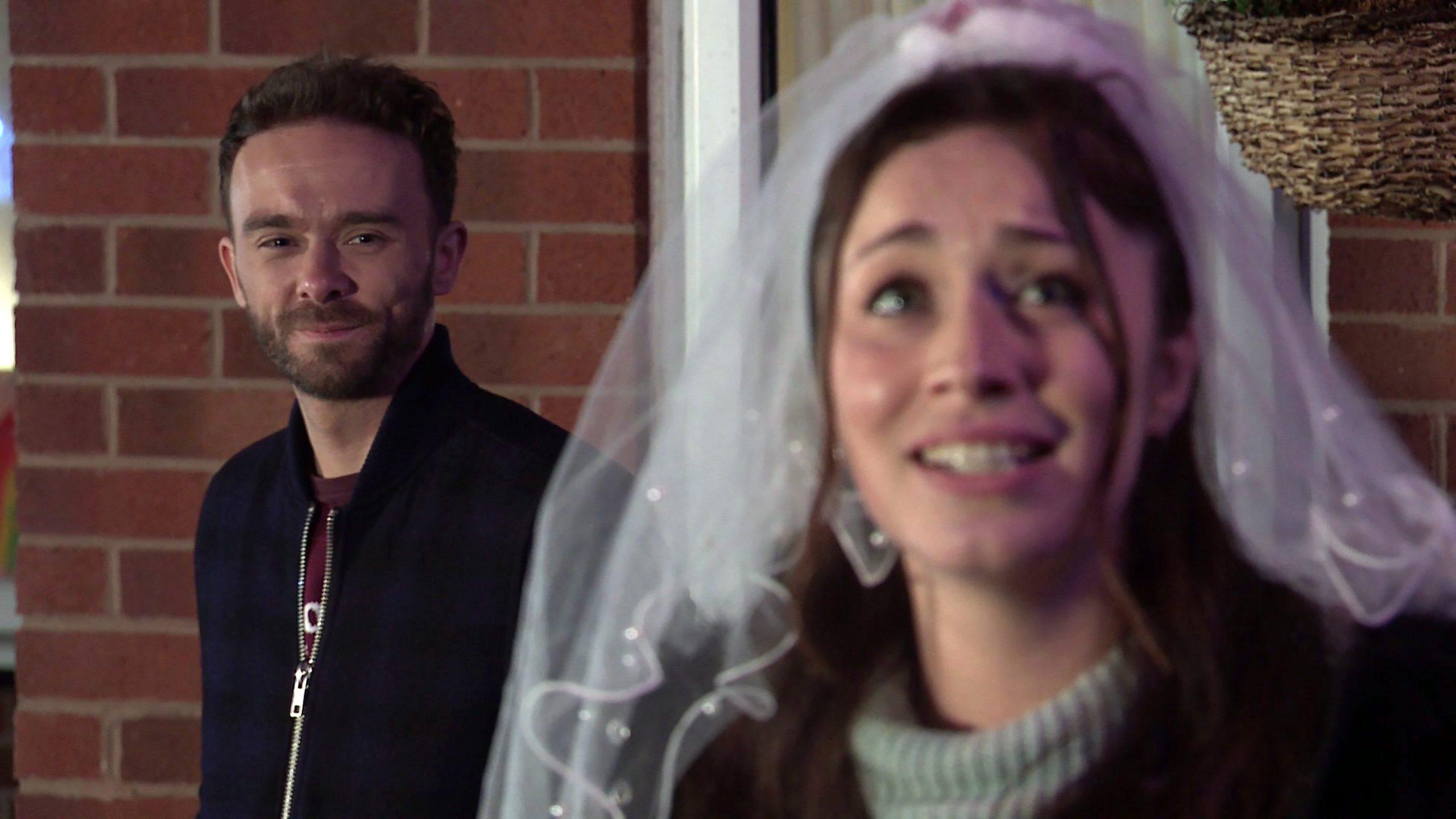 Spoiler de Coronation Street: Todo lo que David Platt quiere para Navidad ... ¡es Shona!