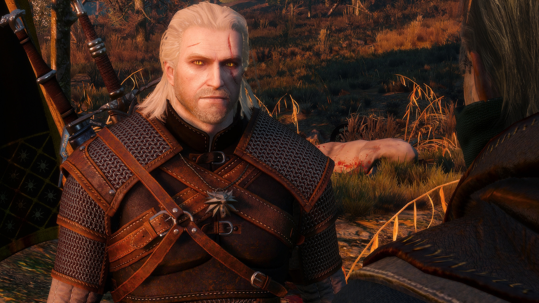 Best Witcher 3 Mods - Lore Friendly Witchers