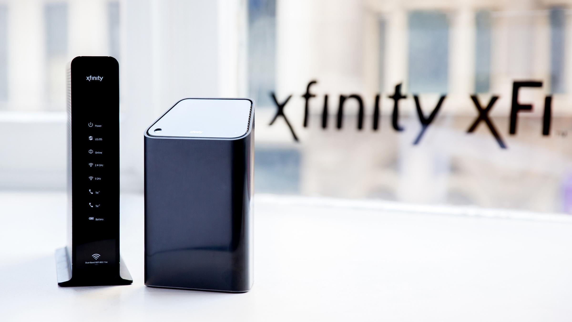 Comcast S Xfinity Xfi Wi Fi Platform Looks To Keep Up With Google Wifi Netgear Orbi Techradar