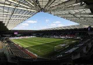 Swansea City v Wycombe Wanderers – Sky Bet Championship – Liberty Stadium