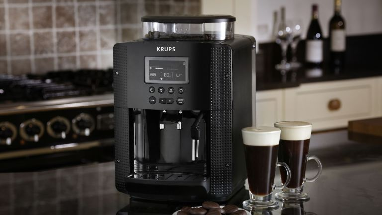 How to make good coffee in a machine at home