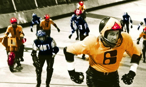 Rollerball (1975) | Blu-ray review – Before The Hunger Games there was…  Rollerball! | Movie Talk | What's on TV