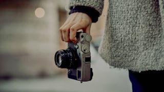Best retro cameras: Fujifilm X-Pro3