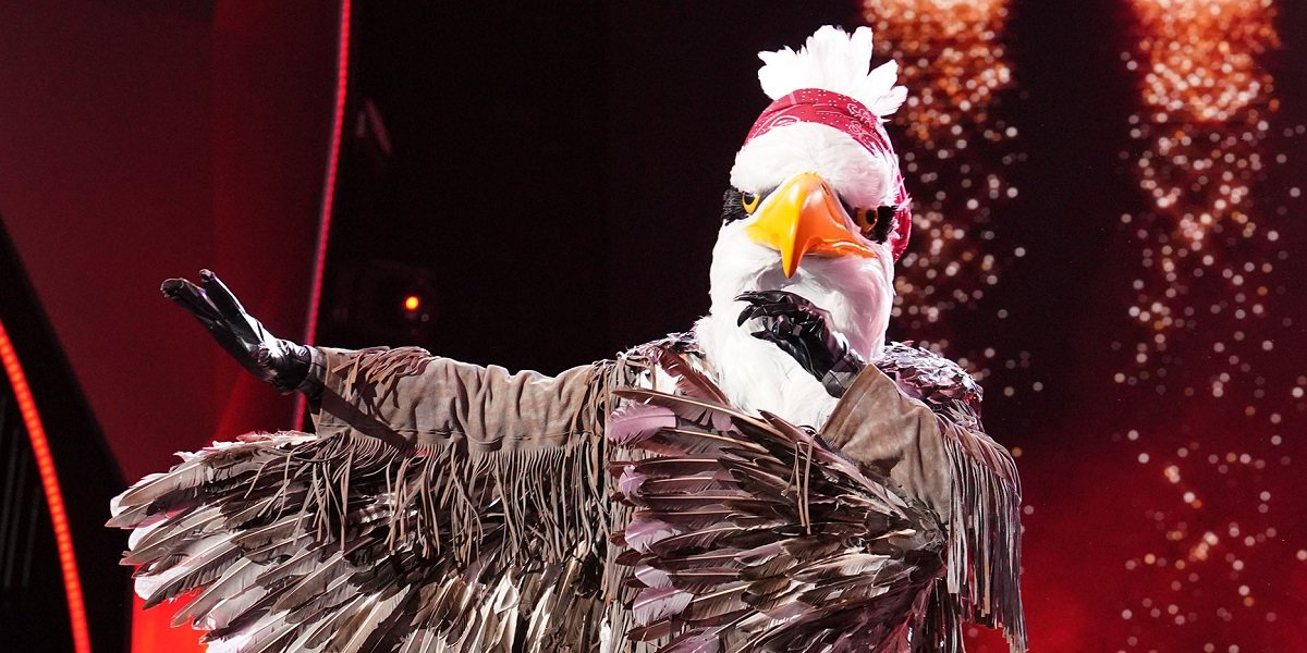 The Eagle The Masked Singer Fox