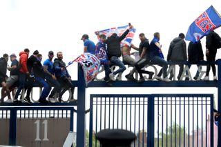 Rangers v Aberdeen – Scottish Premiership – Ibrox Stadium