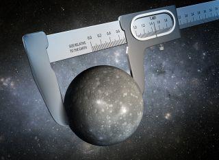 Measuring an Alien Planet