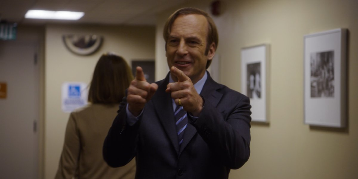 Better Call Saul Jimmy becomes Saul Goodman