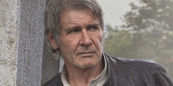Han Solo Harrison Ford Star Wars: The Force Awakens