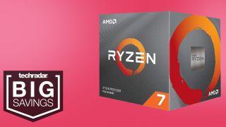 AMD Ryzen 7 3800X Black Friday