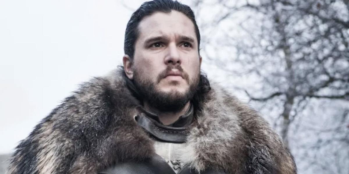 jon snow kit harington game of thrones season 8 hbo